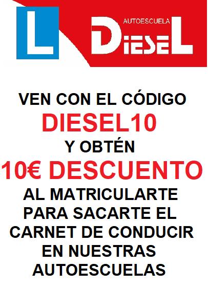 Oferta sacarse el carnet de conducir de coche y moto en Zaragoza