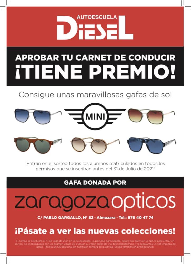 Promoción carnet de conducir en Zaragoza