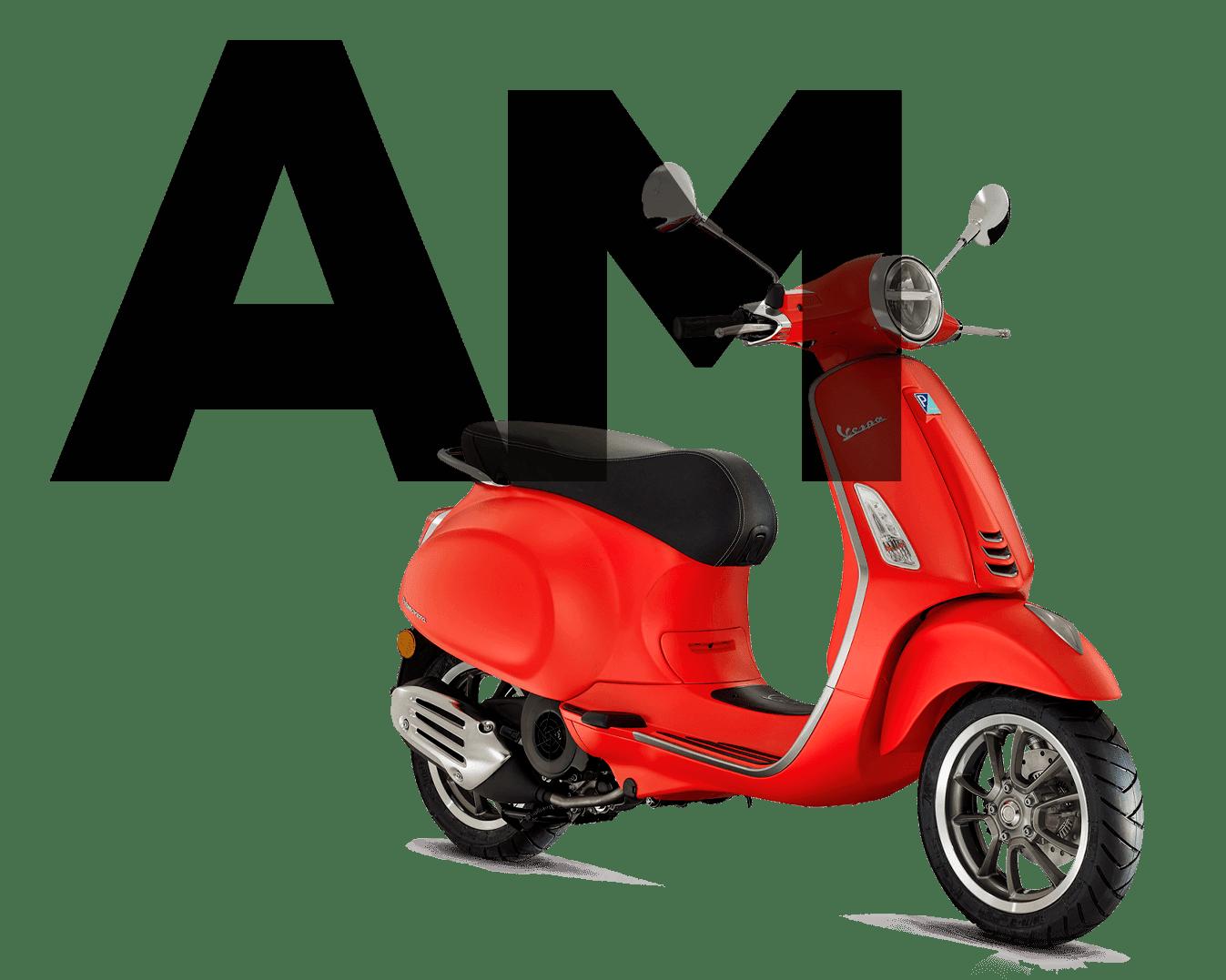 Matrícula permiso de conducir cicolomotor AM en Zaragoza