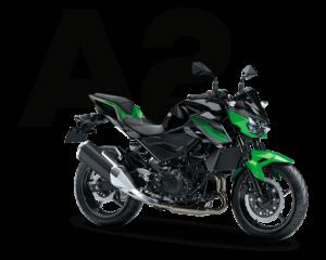 Matrícula permiso de conducir moto A2 en Zaragoza